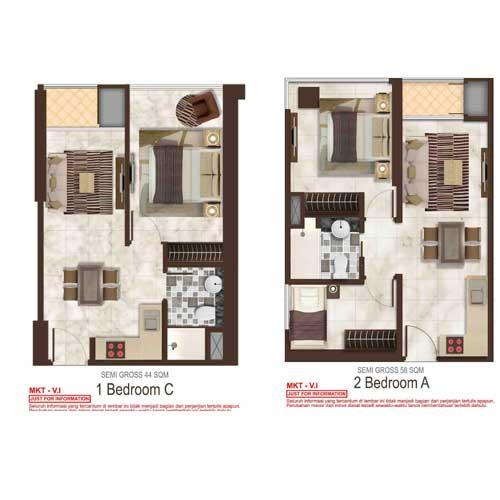 Jual Apartemen Gold Coast Murah | Apartment Gold Coast for ...