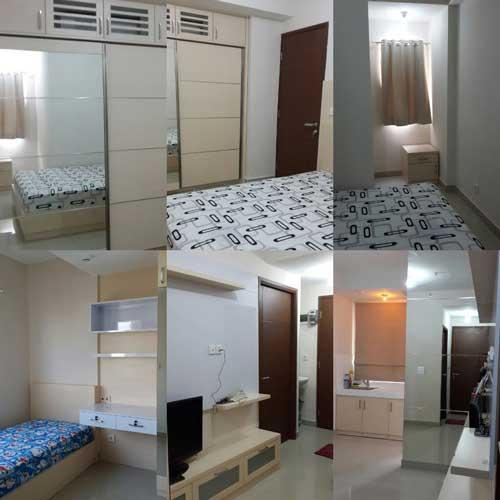 Jual Jarrdin Apartemen Cihampelas: Jual Cepat Apartemen Sudirman Suites Bandung