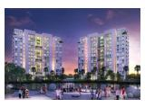 apartement citra lake suites - view