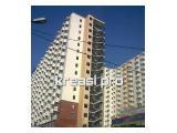 Dijual Apartemen Cibubur Village - 2 BR 35 m2 Fully Furnished