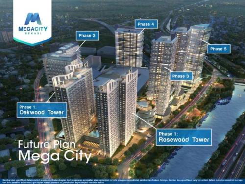 Jual Apartemen Mega City Bekasi Murah Apartment Mega