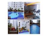 Jual Cepat Apartemen Bassura City - 3+1 BR Full Furnished 48 m2