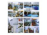 Jual Apartemen Bassura City - 2 BR 34 m2 Unfurnished - Harga Dijamin Terbaik