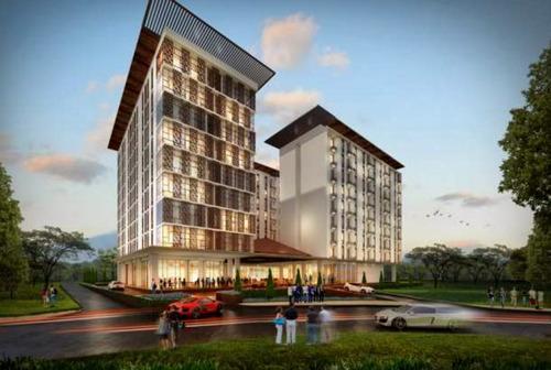 Jual apartemen di unversitas gajah mada murah apartment for Terrace yogyakarta