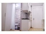 Jual Cepat Apartemen Studio Full Furnished