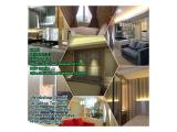 Jual harga miring/Sewa murah apartemen Bassura City non furnished/furnished tower Geranium/Dahlia