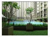 view kolam + lap basket + play ground