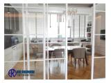Jual Apartemen Senayan Residence 2 BR Size 200 Sqm Low Floor Furnished (Unit Ini Bagus Sekali) 8 M