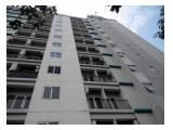 Dijual Murah Apartemen SkyView BSD, Serpong, Tangerang - Type Studio Unfurnished