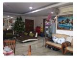 Dijual Apartemen Mitra Oasis - 3 BR Luas 114 2.8 m2 Semi Furnished - Nego