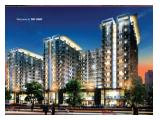 Signature Park Grande, 2BR - 43m2, view City, unfurnished, Harga Murah!