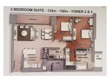 Jual Apartemen Anandamaya Residence - 2 Bedroom Suite High Floor - Brand New, Re/Max Premier Sudirman