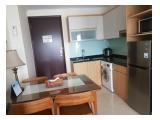 Jual Apartemen Menteng Park Jakarta Pusat - 2 BR Luas 48 m2 Full Furnished