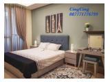 Dijual / Disewakan Murah Apartemen Pondok Indah Residences – 1 BR, 2 BR, 3 BR Semi Furnished