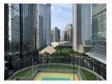 Dijual Apartemen District 8 @ SCBD Jakarta Selatan - 2 BR (105 Sqm) Fully Furnished