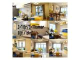 Dijual Apartement Sky House Alam Sutera - Semi furnished with AC