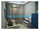 Jual Cepat / Sewa Apartemen Gardenia Boulevard Pejaten - 1 BR Full Furnished