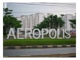 Dijual Cepat Apartemen Aeropolis Residences - Dekat Bandara Soekarno Hatta - Studio Unfurnished