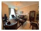 Hot Sale - Jual Apartemen Senayan Residence - 3+1 BR Fully Furnished, Private Lift