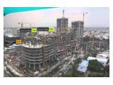 Jual Rugi Apartemen Podomoro City Deli Medan - 2 BR Standard Developer - Serah Terima Juni 2021