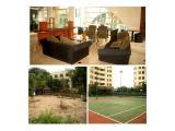 Lobby, Kids playground and tennis court