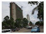 Jual Apartemen Sudirman One Residence - Studio 46 m2 Unfurnished