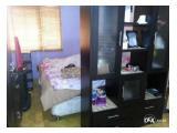 Dijual Rumah Susun Tebet - Type Studio 22 m2 Fully Furnished