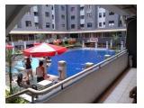 TERMURAH !! Jual Apartemen Laguna Pluit - 2 BR Full Furnished