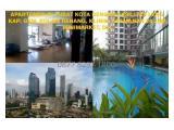 Dijual Apartemen Tamansari Semanggi 2 br - mewah, modern, murah