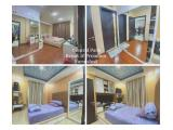 Dijual Murah Apartemen Central Park 3+1 Bedrooms Full Renov dan Premium Furnished