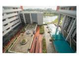 Dijual / Disewakan Apartemen Botanica Jakarta Selatan - 2 BR / 2+1 BR / 3 BR / 3+1 BR Semi & Fully Furnished
