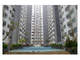 Jual Apartemen 1 Kamar,Murah,Siap Huni,Pling Strategis dkt Dago,ITB,Setiabudhi&Lembang,Cocok Untuk Hunian&Investasi
