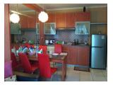 Jual Apartemen Kelapa Gading Square MoI - 2 BR Fully Furnished, Low Floor