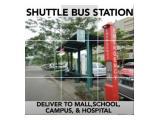 Shuttle Bus Rute (BINUS-Pacific Garden-UBM-SGU)