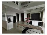 apartemen st.moritz presidential tower 3BR full furnished lantai bagus