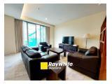 Dijual Cepat Apartemen di Senayan  City Residence, Siap Huni, Golf View, Private Lift, 3 BR