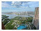 Dijual Apartemen Gold Coast PIK - 1BR Fully Furnished, Sea & Pool View