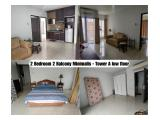 Dijual Studio, 1 Bedroom & 2 Bedroom
