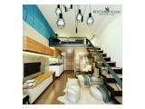 Promo Hunian Ready Harga Pandemi - Apartemen & Rumah Bintaro Amethyst Tower Tangerang Selatan - New Unit 1BR 32,60 m2