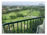 Dijual Apartment Bukit Golf Pondok Indah 3 br (View Golf from Balcony)