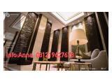 Grand lobby Permata Hijau Suites