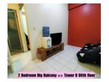 Dijual 2 Unit 2 Bedroom Furnished Nice View