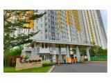 Jual Murah & kami Harga Rugi (BU) Apartemen The Springlake Summarecon Bekasi - 2BR Furnished, Harga Beli 500 Juta, Jual 450 Juta