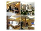 Studio Apartemen Tamansari Semanggi Dijual