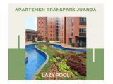 Dijual Superblok Apartemen Transpark Juanda Bekasi - Tipe Studio 24 m2