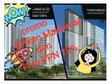 Penawaran Paling Menarik lewat Program Pemerintah Free PPN, dan diskon maksimaldari Apartemen Bintaro Plaza,