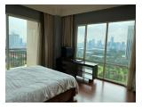 Jual Cepat BEST VIEW (Golf View) Apartemen Senayan Residence Jakarta Selatan - 3 BR Full Furnished