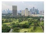 जुअल सेफैट बेस्ट व्यू (गोल्फ व्यू) इसके अतिरिक्त Senayan Residence दक्षिण जकार्ता - 3 बीआर पूर्ण सुसज्जित