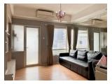 Jual BU Apartemen Sudirman Park Jakarta Pusat - 3 BR Furnished, SHM