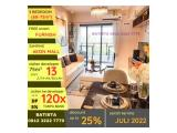 Apartment SKY HOUSE (samping AEON MALL + seberang THE BREEZE + seberang  ICE) - DP 5% - SEMIFURNISHED